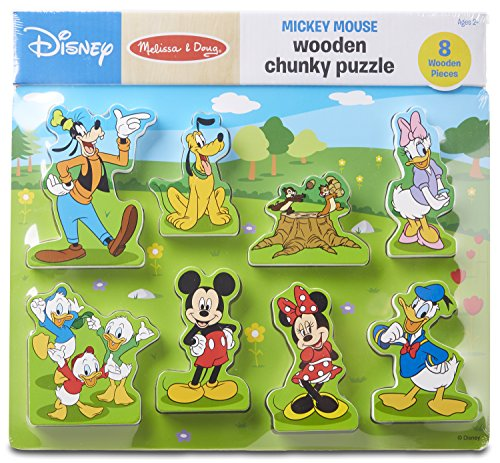 Melissa & Doug Mickey Mouse & Friends Nesting & Stacking