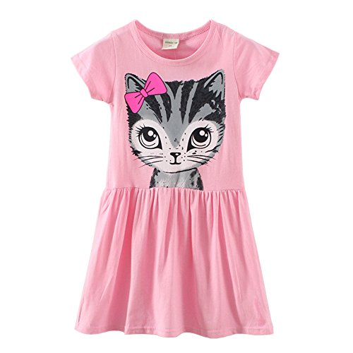 f82f7f960 Girls dress size 3-4theight 38-42inch/100-110cm. Girls dress size  4-5theight 42-46inch/110-120cm. Littlespring brand new kids clothes, this  is the unique ...