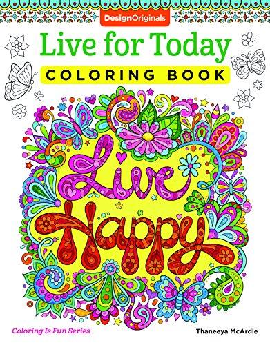 More Good Vibes Coloring Book Coloring Is Fun Design Originals 32