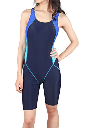 d3c217ff690 Uhnice Women Unitard Swimwear Surfing Suit Sports One Piece with Shorts  Swimsuit