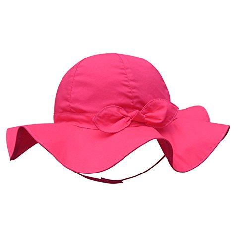 0844431f73b2 vivobiniya Toddler Baby Girl Summer Cowboy Hats Kid Girl Sun Hat ...