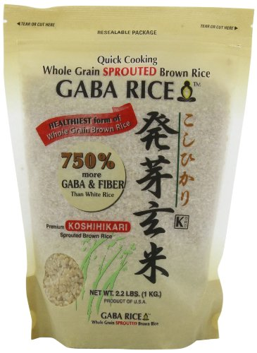 Easy to use and clean. Whole grain Sprouted Brown Rice. Raised in California. Very Fresh. Gold grade, highest Grade Nori with Natural Unami flavor.